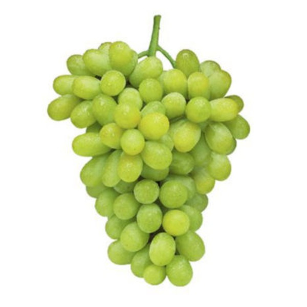 Green Emerald Seedless Grapes