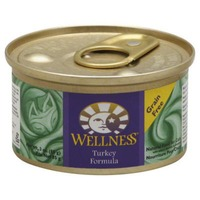 Wellness Food for Cats, Turkey Formula