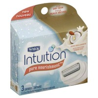 Schick Intuition Pure Nourishment Coconut Milk & Almond Oil Refill Cartridges