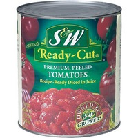 S&W Diced Petite-Cut Club Pack Tomatoes