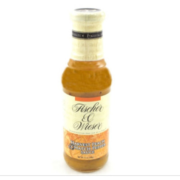 Fischer & Wieser Harvest Peach Hatch Pepper Sauce
