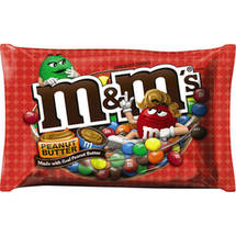 M&Ms Peanut Butter Chocolate