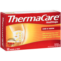 Thermacare Knee & Elbow Heat Wraps
