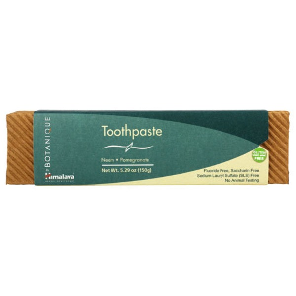 Himalaya Neem And Pomegranate Toothpaste