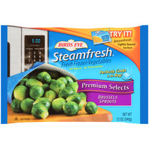 Birds Eye Steamfresh Baby Premium Select Brussels Sprouts