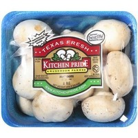 Kitchen Pride Mushroom Farms White Whole Mushrooms