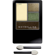 Maybelline Expert Wear Eyeshadow Quads Emerald Smokes