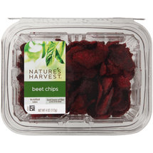 Nature's Harvest Beet Chips