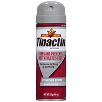 Tinactin Tolnaftate Powder Spray Antifungal