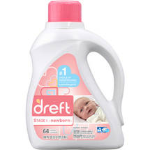 Dreft 2x Ultra For Babies Liquid Laundry Detergent
