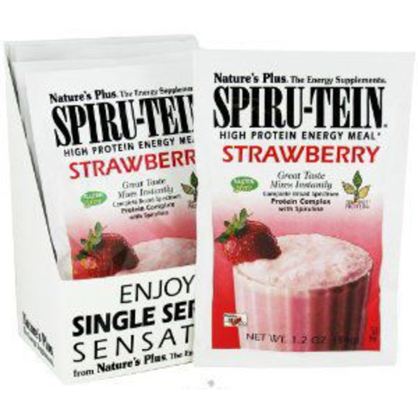 Nature's Plus Spiru-Tein High Protein Energy Shake Packet