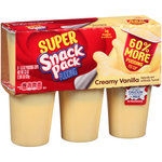 Snack Pack Creamy Vanilla Pudding