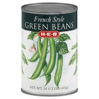 H-E-B French Style Green Beans