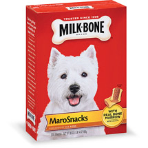 Milk-Bone MaroSnacks Dog Snacks - Small