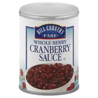 Hill Country Fare Whole Berry Cranberry Sauce