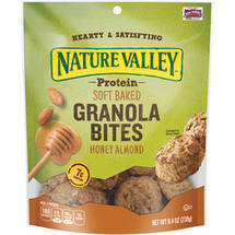 Nature Valley Honey Almond Protein Soft Baked Granola Bites