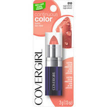CoverGirl Continuous Color Lipstick Sugar Almond