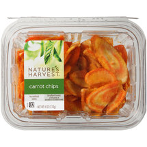 Nature's Harvest Carrot Chips