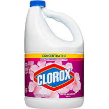 Clorox Scented Bleach Concentrated Fresh Meadow 121 Fluid Ounces