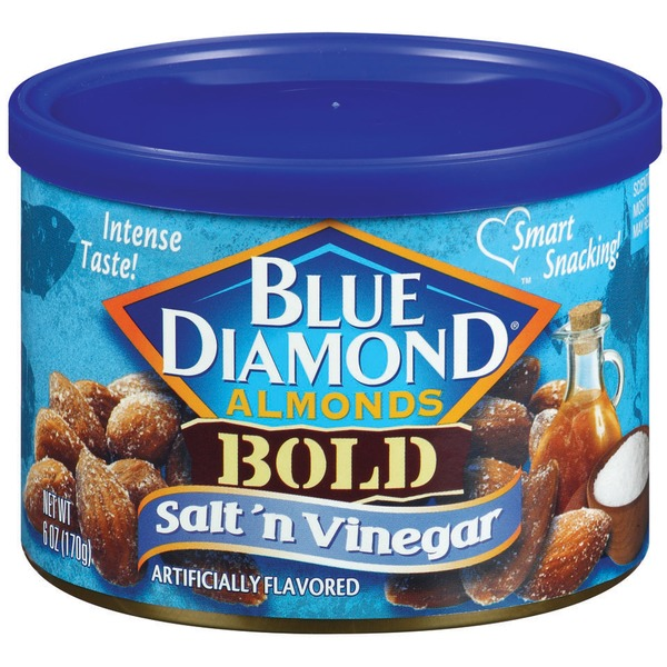 Blue Diamond Almonds Bold Salt 'n Vinegar Almonds