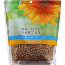 Nature's Harvest Honey Roasted Sunflower Kernels