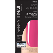 SensatioNail Color Gel Polish 71602 Kitten Heel