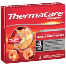 ThermaCare Heatwraps Muscle Heatwraps
