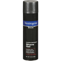 Neutrogena Shave Gel Men Razor Defense