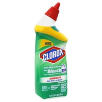 Clorox Toilet Bowl Cleaner with Bleach Fresh Scent