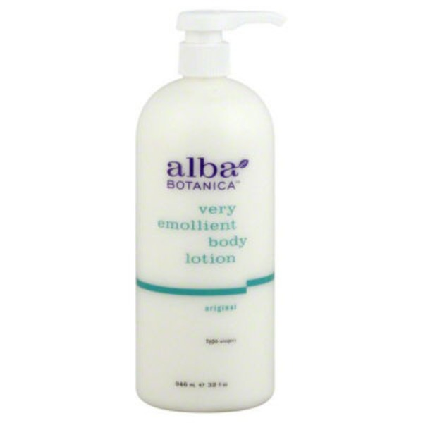 Alba Botanica Very Emollient Body Lotion Original