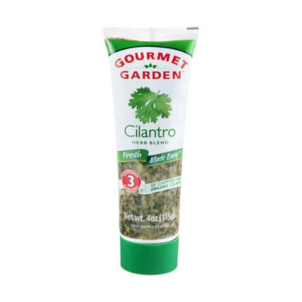 Gourmet Garden Cilantro Stir-In Paste