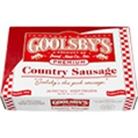 Goolsby's Premium Country Sausage