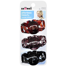 Scunci Effortless Beauty Hair Clips