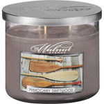 719 Walnut Avenue Mahogany Driftwood Scented Candle