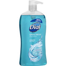 Dial Spring Water Hydrating Body Wash