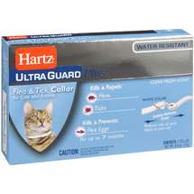 Hartz UltraGuard Plus Flea and Tick Cat Collar