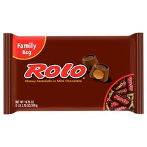 Rolo Chewy Caramels in Milk Chocolate Candy