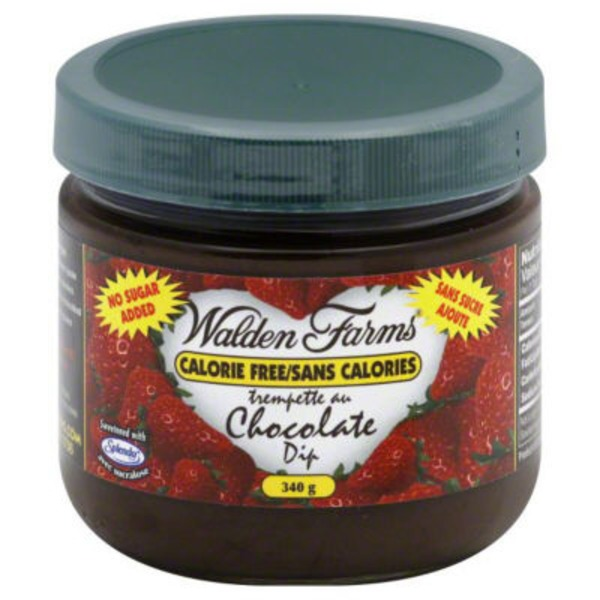 Walden Farms Chocolate Dip Calorie Free