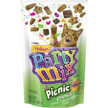 Friskies Party Mix Picnic Crunch