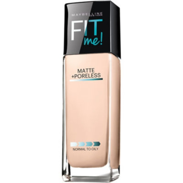 Fit Me® 112 Natural Ivory Matte + Poreless Foundation