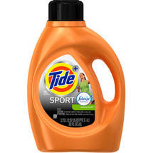 Tide Plus Febreze Freshness Sport Active Fresh Liquid Laundry Detergent