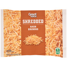 Great Value Shredded Hash Browns