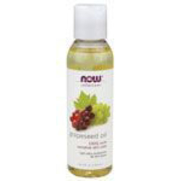 Now 100% Pure Sensitive Skin Care Grape Seed Oil