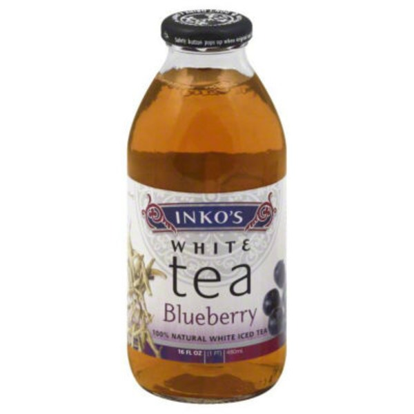 Inko's Organic White Tea Blueberry