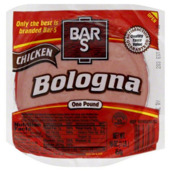 Bar S Chicken Bologna