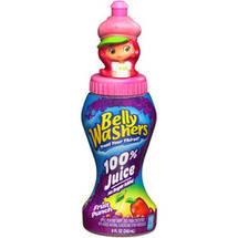 Belly Washers Fruit Punch Juice