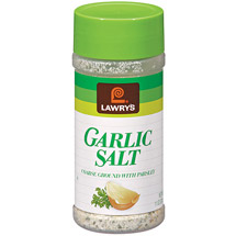 Lawry's Garlic Salt With Parsley