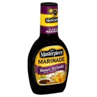 K.C. Masterpiece KC Masterpiece Honey Teriyaki Marinade, 16 Ounces