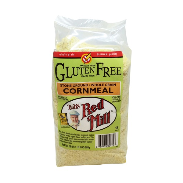 Bob's Red Mill Stone Ground Cornmeal