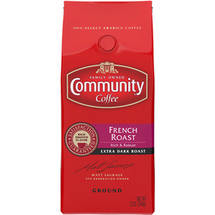 Community Coffee French Roast Ground Coffee